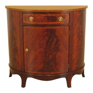 Henkel Harris Mahogany Console Cabinet For Sale