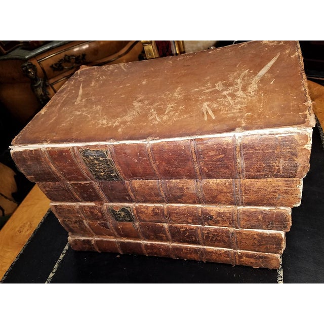 1781 State Trials for High Treason - 5 Volumes - Historic For Sale - Image 13 of 13