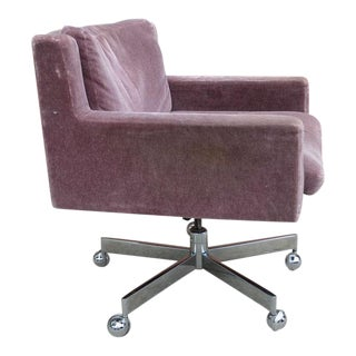 De Sede Executive Swivel Desk Chair For Sale