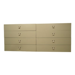 Calvin Klein Leather Front Dresser