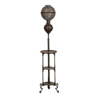 Antique Piano Floor Lamp For Sale
