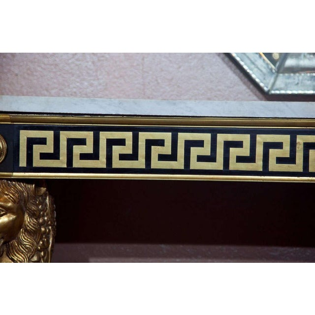 Neoclassical Consoles by Jansen - A Pair - Image 5 of 10