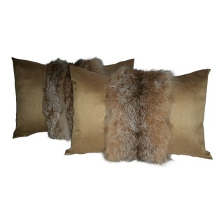Custom Order Three Pillow Set For Sale