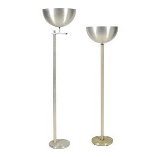 Floor Lamps by Kurt Versen For Sale