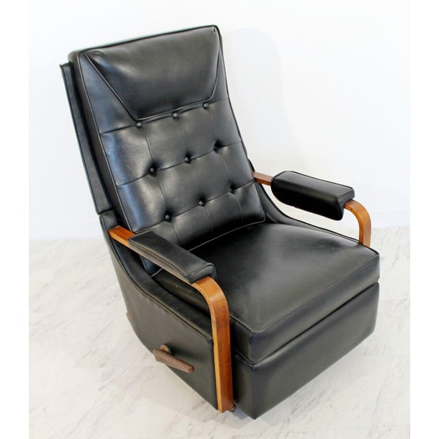 Funky Retro Chair MODERN accent   Retro Modern Recliners