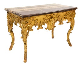 Image of Marble Console Tables
