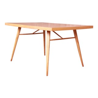 Paul McCobb Planner Group Mid-Century Modern Maple Extension Dining Table, 1950s For Sale