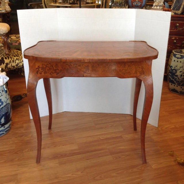 ior 19th Century French Inlaid Vanity For Sale - Image 13 of 13