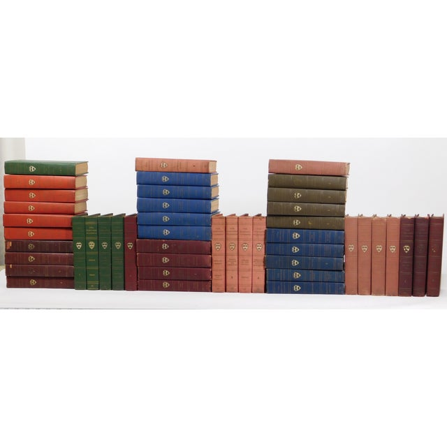 Harvard Classics Book Collection - Set of 46 - Image 2 of 11