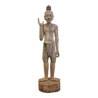 19th Century Burmese Statue For Sale