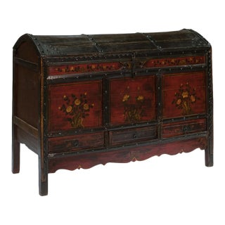 Sarreid Ltd. Antique Chinese Storage Chest