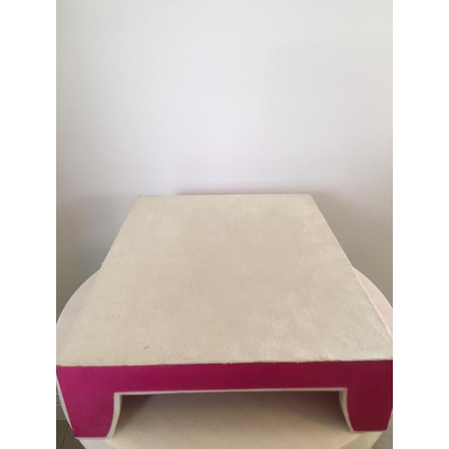 Hot Pink Paper Tray - Image 5 of 5
