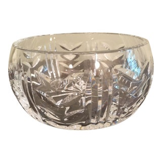 Waterford Crystal Bowl For Sale