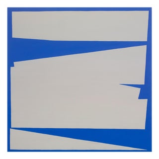 """Ulla Pedersen """"Cut-up Canvas I.4"""", Painting For Sale"""