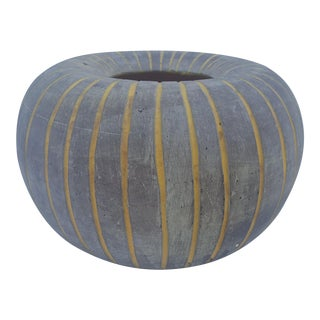 Italian Vallenti Studio Pottery Vase