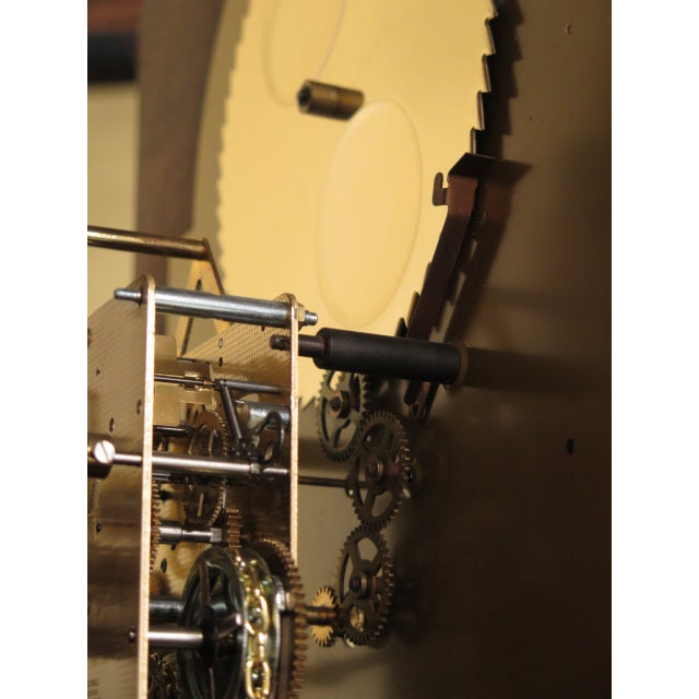 Sligh Simon Willard Roxbury Grandfather Clock - Image 6 of 10