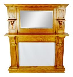 Image of Victorian Mantels