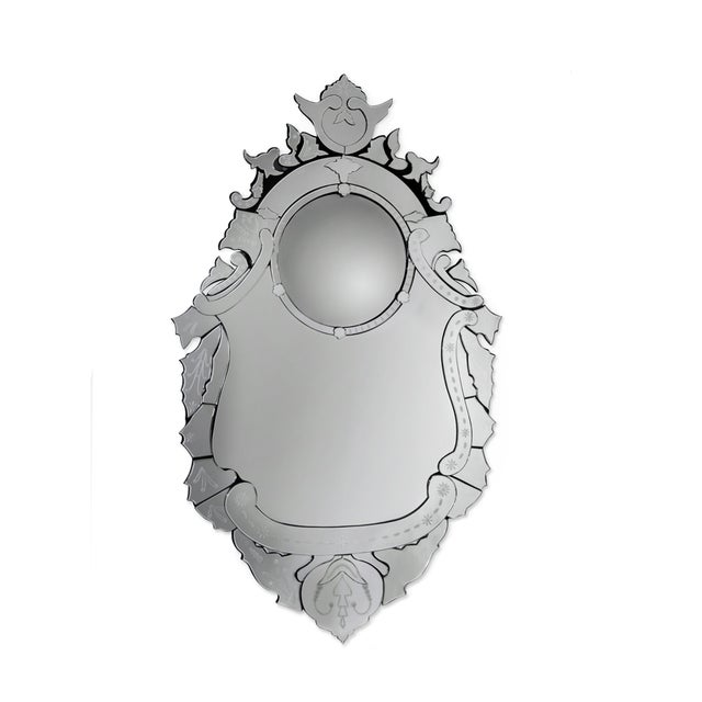 Reflecting refinement and luxury, Venetian mirrors are timeless, with their slender lines, arcs and precise details....