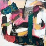 """Image of """"Asia Modern 1"""" Contemporary Abstract Expressionist Print For Sale"""