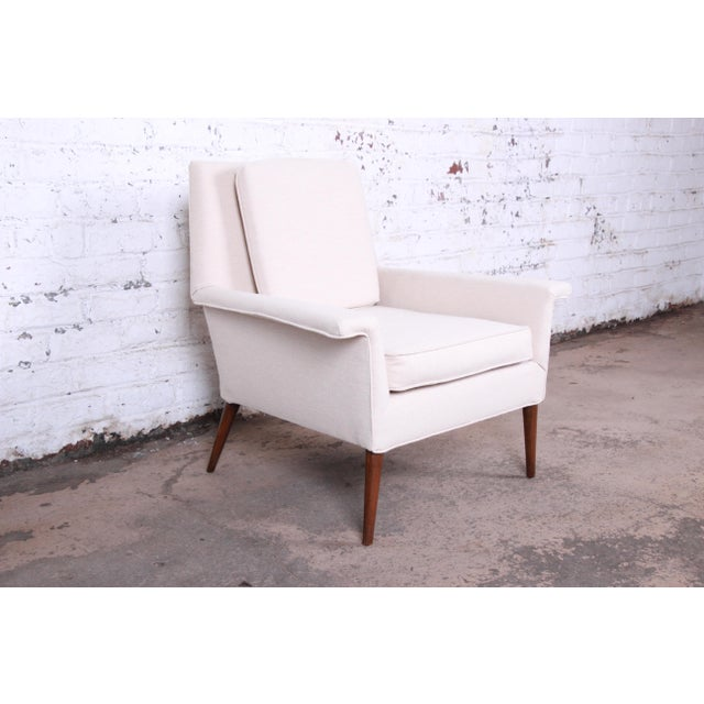 Planner Group Paul McCobb Planner Group Mid-Century Modern Lounge Chair C. 1950s For Sale - Image 4 of 11