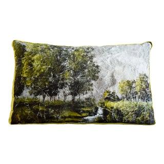 """Secret Glen"" Gallery Pillow For Sale"