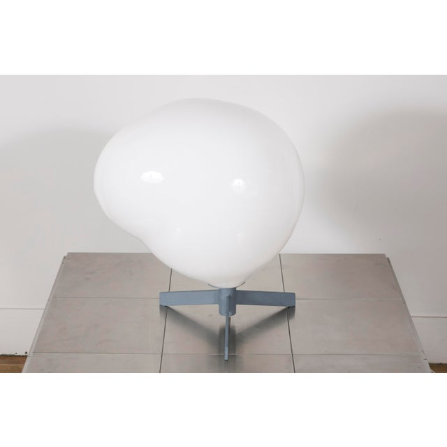 """""""Nubes"""" Table Lamp, Galerie Blanchetti Edition 2018 For Sale - Image 10 of 10"""