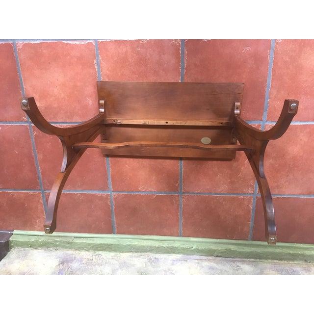 Baker Furniture Nesting Tables - Set of 2 For Sale - Image 11 of 13