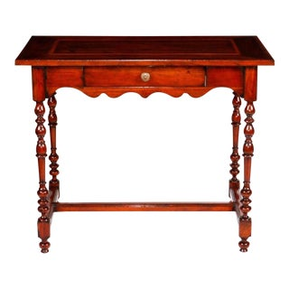 Traditional Henredon Writing Table For Sale
