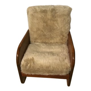 Mid-Century-Modern Lounge Chair For Sale