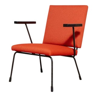 Rietveld Easy Chair for Gispen, Model 1401 For Sale