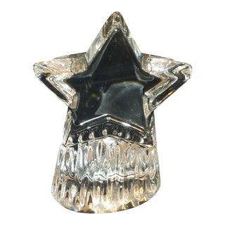 Steuben Shooting Star Paper Weight For Sale