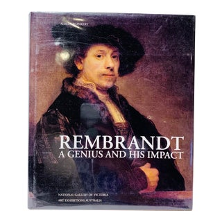 Rembrandt: A Genius and His Impact Art Table Book For Sale