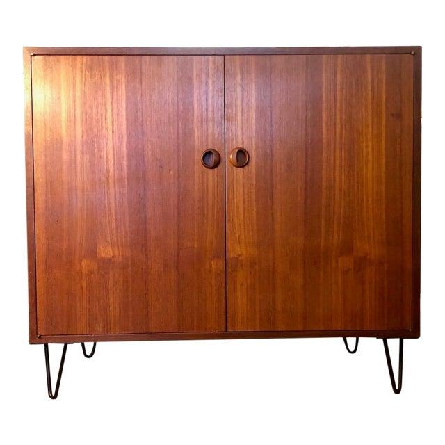 Danish Modern Teak Cabinet/Credenza 1960's For Sale