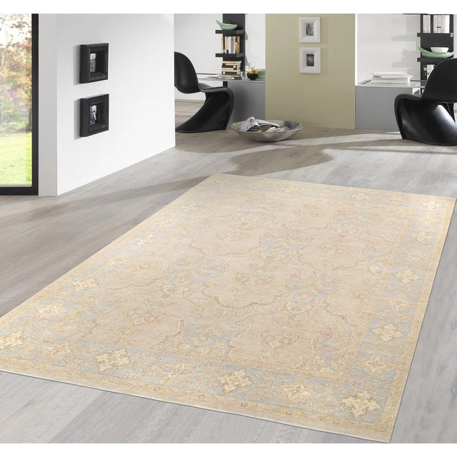 """Pasargad Ferehan Area Rug - 9'10"""" X 13'6"""" For Sale - Image 4 of 4"""