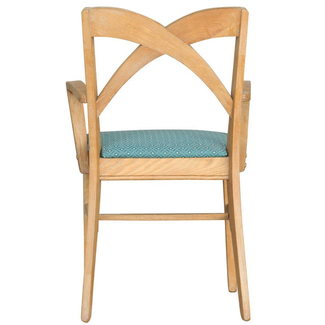 Paul Frankl Dining Chairs for Brown Saltman, Set of Ten - Image 9 of 9