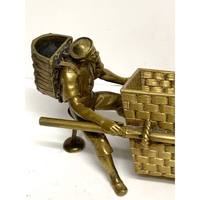 Gold 19th Century French Chinoiserie Ormolu Caddy For Sale - Image 8 of 13