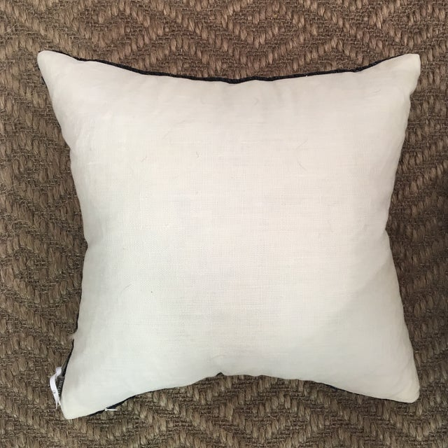 """Contemporary Ankasa Pillow - 22"""" x 22"""" For Sale - Image 3 of 7"""