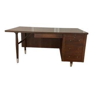 Vintage MCM Acme Executive Desk For Sale