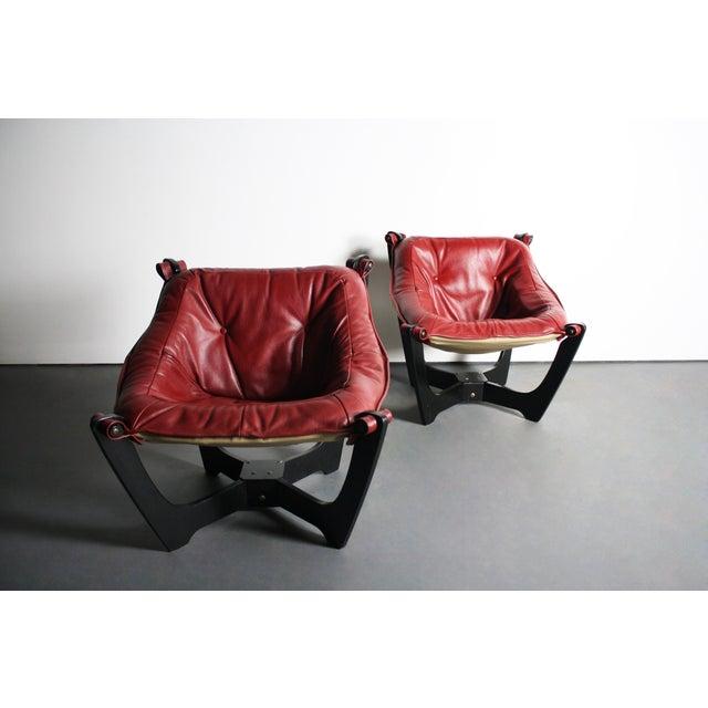 Img Norway Odd Knutsen Luna Chairs - Pair - Image 2 of 6