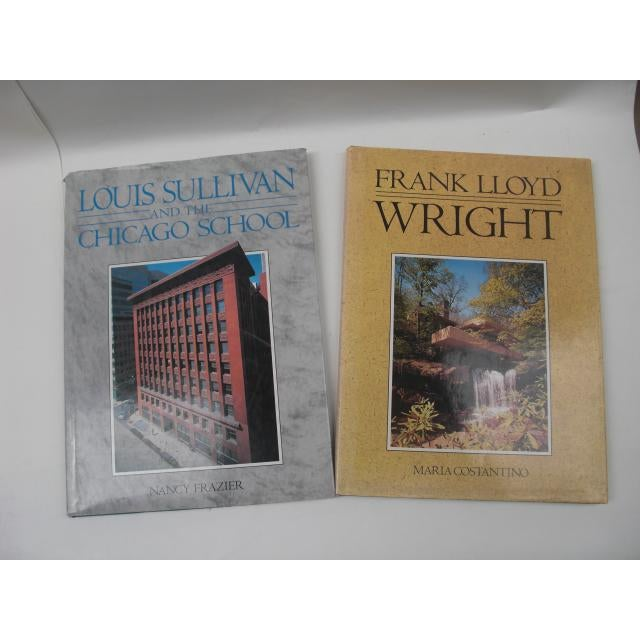 Vintage Architectural Coffee Table Books - A Pair - Image 3 of 7