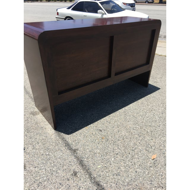 Vintage Mid-Century Modern Italian Credenza - Image 9 of 9