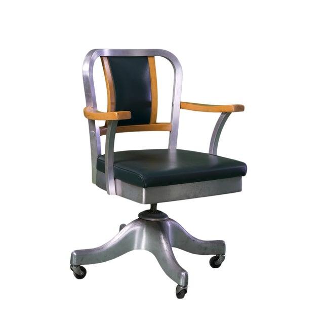 Shaw Walker Industrial Desk Chair - Image 1 of 3