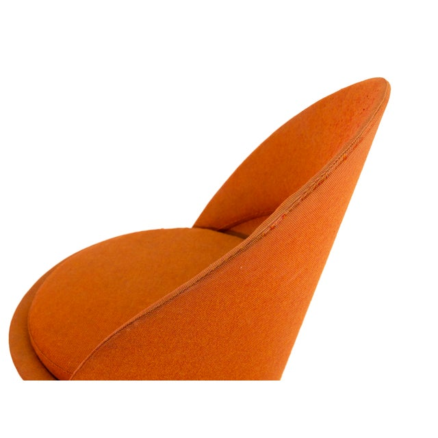 1950s Contemporary First Series Verner Panton Cone Chair For Sale In Phoenix - Image 6 of 11