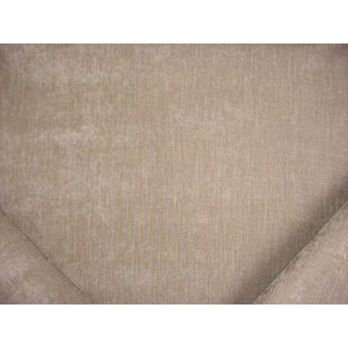 3y Clarence House 34947 Malcolm Sage Green Plush Chenille Upholstery Fabric For Sale