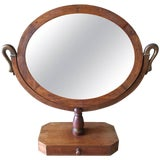 Image of American Dressing Mirror, Mid-20th Century For Sale