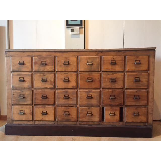 Vintage Apothecary Cabinet - Image 7 of 7 - Vintage Apothecary Cabinet Chairish