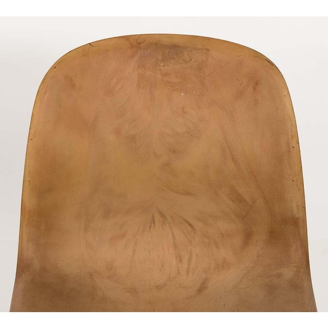 Mid-Century Modern Ernst Moeckl Style Kangaroo Chair For Sale - Image 3 of 13