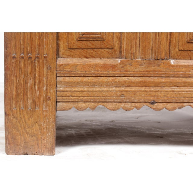 19th-C. Dowry Chest - Image 6 of 11