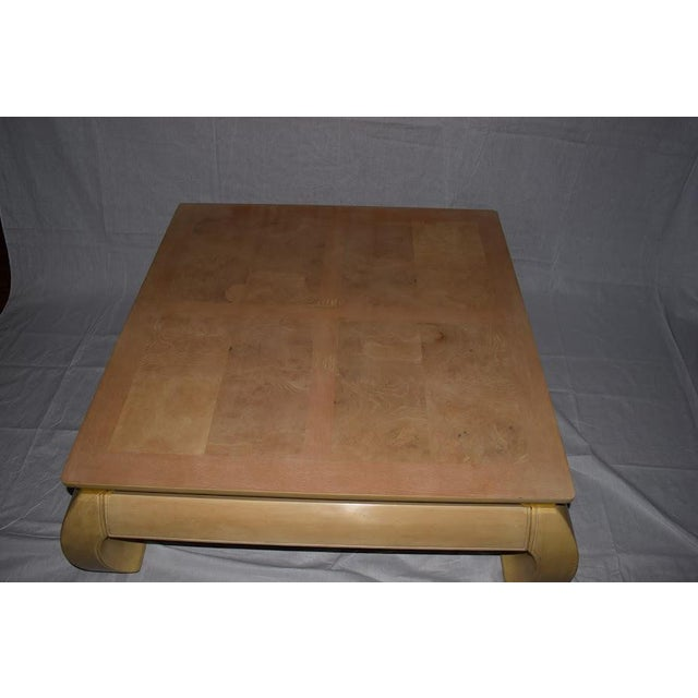 Asian Coffee Table For Sale - Image 4 of 7