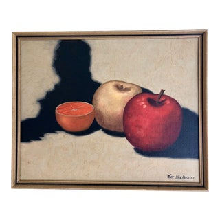 Mid-Century Still Life Oil Painting by Jack Allen Reed